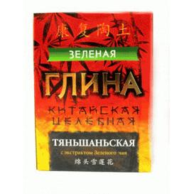 Fitocosmetic Zielona glinka Tien Szan z ekstraktem zielonej herbaty