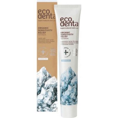 Salt - Pasta do wrażliwych zębów i dziąseł - Cosmos Organic Ecodenta