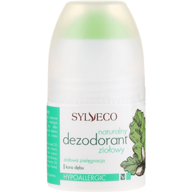 Sylveco Naturalny dezodorant - ziołowy, 50 ml