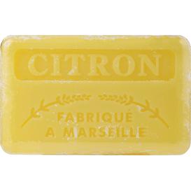 Foufour Mydło marsylskie z masłem shea - Cytryna, 125 g