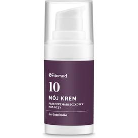 Fitomed Mój krem nr 10 - przeciwzmarszczkowy - pod oczy, 15 ml