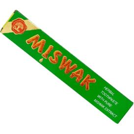 Dabur [OUTLET] Pasta do zębów z ekstraktem z miswaku bez fluoru, 120g
