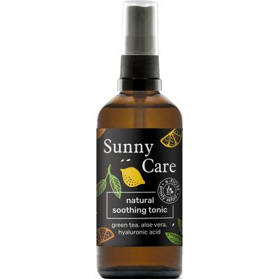 Naturalny tonik regenerujący i rozświetlający - Sunny Care E-FIORE