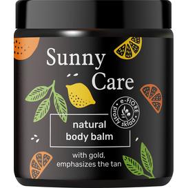 E-FIORE Naturalny balsam po opalaniu rozświetlający - Sunny Care, 180 ml