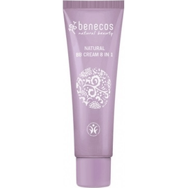 Benecos Naturalny krem BB 8w1 - Fair, 30 ml