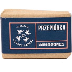 Mydlarnia Cztery Szpaki Przepiórka - mydło gospodarcze, 110 g