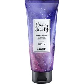 Anwen Sleeping Beauty - Maska nocna do włosów o średniej porowatości, 200 ml