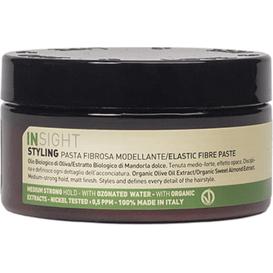Insight Styling - Gumowa pasta do modelowania włosów - Elastic fibre paste, 90 ml