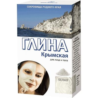 Biała glinka krymska - oczyszczająca Fitocosmetic