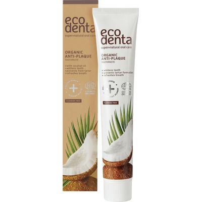 Coconut - Pasta do zębów przeciw kamieniowi nazębnemu - Cosmos Organic Ecodenta