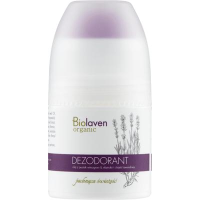Dezodorant - pachnąca świeżość Biolaven