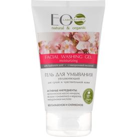 EO Laboratorie Nawilżający żel do mycia twarzy dla skóry suchej i wrażliwej, 150 ml