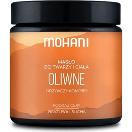 Mohani Masło oliwne, 120 ml