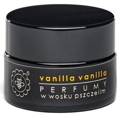 Perfumy w wosku pszczelim - Vanilla vanilla Miodowa Mydlarnia