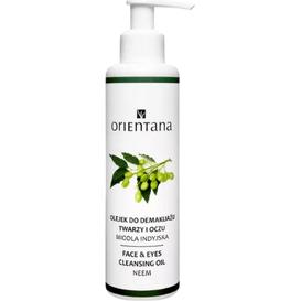 Orientana Odżywczy BIO olejek do demakijażu, 150 ml