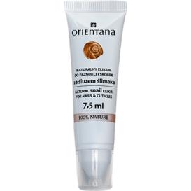 Orientana Naturalny eliksir do paznokci i skórek, 7,5 ml