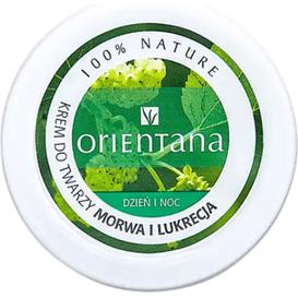 Orientana Krem do twarzy - Morwa i lukrecja, 40 g