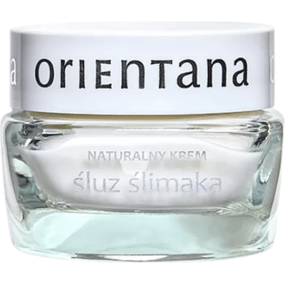 Naturalny krem ze śluzem ślimaka Orientana