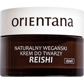 Orientana Wegański krem do twarzy na dzień - Reishi, 50 ml