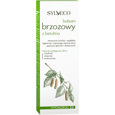 Balsam do ciała brzozowy z betuliną Sylveco
