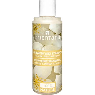 Ajurwedyjski szampon - Jaśmin i migdałecznik Orientana