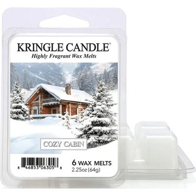Cozy Cabin - Wosk zapachowy potpourri Kringle Candle