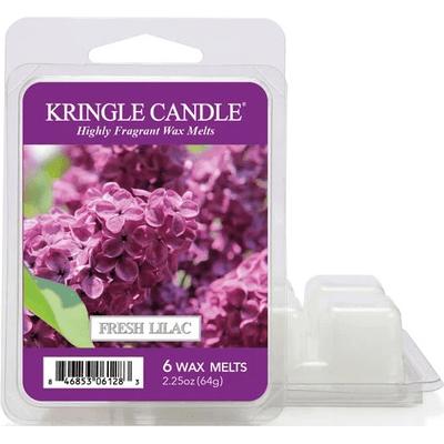 "Fresh Lilac - Wosk zapachowy ""potpourri"" Kringle Candle"