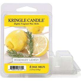 """Kringle Candle Rosemary Lemon - Wosk zapachowy """"potpourri"""", 64 g"""