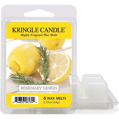 Rosemary Lemon - Wosk zapachowy potpourri Kringle Candle