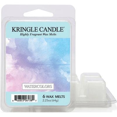 "Watercolors - Wosk zapachowy ""potpourri"" Kringle Candle"