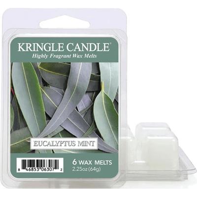 "Eucalyptus Mint - Wosk zapachowy ""potpourri"" Kringle Candle"