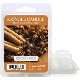 "Kringle Candle Kitchen Spice - Wosk zapachowy ""potpourri"""