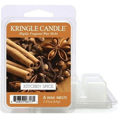 Kitchen Spice - Wosk zapachowy potpourri Kringle Candle
