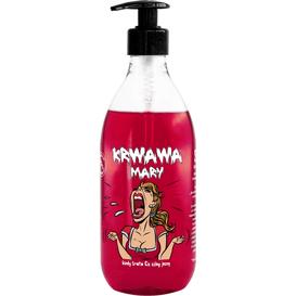 LAQ Shots! - Żel pod prysznic - Krwawa Mary, 500 ml