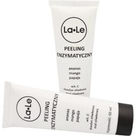 La-Le Kosmetyki Peeling enzymatyczny: mango, papaya, ananas, 50 ml
