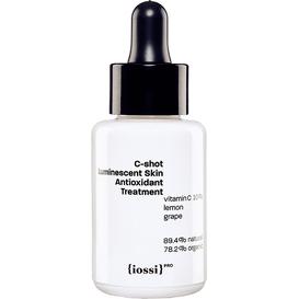 IOSSI PRO - C-shot Luminescent Skin Antioxidant Treatment - Wodne serum do twarzy z witaminą C 10%, 30 ml