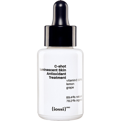PRO - C-shot Luminescent Skin Antioxidant Treatment - Wodne serum do twarzy z witaminą C 10% IOSSI