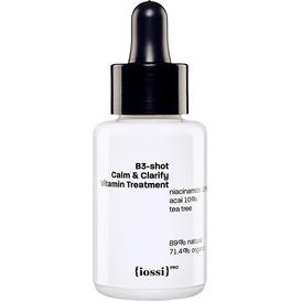 IOSSI PRO - B3-shot Calm & Clarify Vitamin Treatment - Wodne serum z niacynamidem 10%, 30 ml