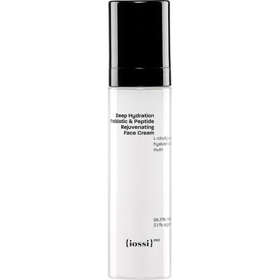 PRO - Deep Hydration Prebiotic & Peptide Rejuvenating Face Cream - Peptydowo-prebiotyczny krem do twarzy IOSSI