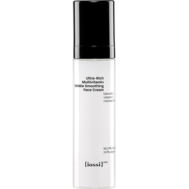 IOSSI PRO - Ultra-Rich Multivitamin Wrinkle Smoothing Face Cream - Multiwitaminowy krem do twarzy z bakuchiolem, 50 ml