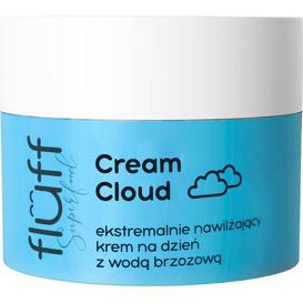 Fluff Krem chmurka nawilżająca Aqua Bomb, 50 ml