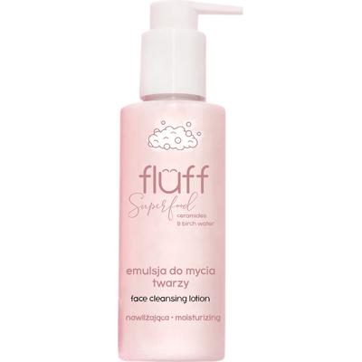 Łagodna emulsja do mycia twarzy Fluff