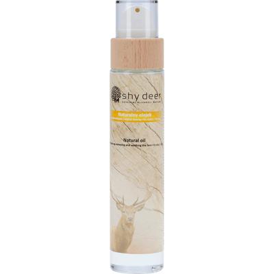 Naturalny olejek do demakijażu i mycia twarzy Shy Deer