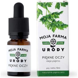 Moja Farma Urody Upiększające serum pod oczy, 10 ml