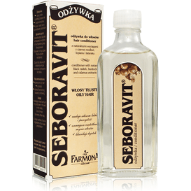 Seboravit - Odżywka dla włosów przetłuszczających się