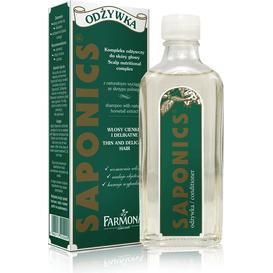 Saponics - Odżywka dla bardzo delikatnych włosów