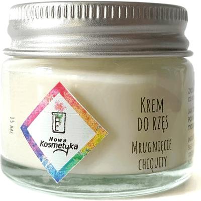 Krem do pielęgnacji rzęs i brwi - Mrugnięcie Chiquity Nowa Kosmetyka