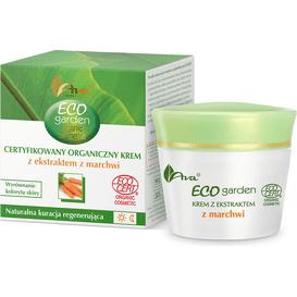 AVA Laboratorium Eco Garden - Organiczny krem z ekstraktem z marchwi 30+, 50 ml