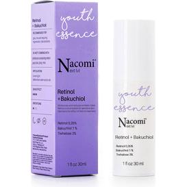 Nacomi Next level - Serum Retinol 0,35% + Bakuchiol 1 % przeciwzmarszczkowe, 30 ml