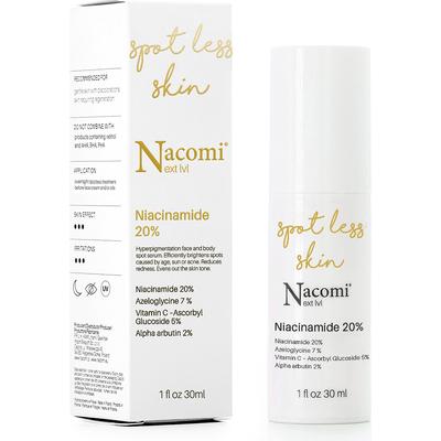 Next level - Niacynamidy 20% serum na przebarwienia Nacomi